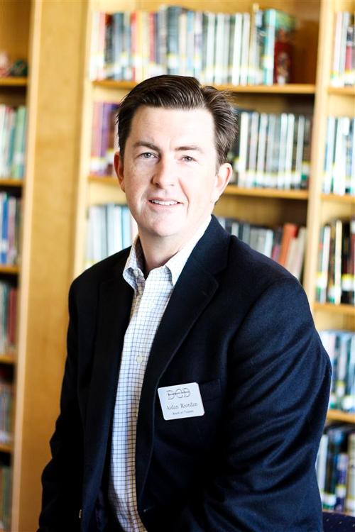 Aidan Riordan headshot